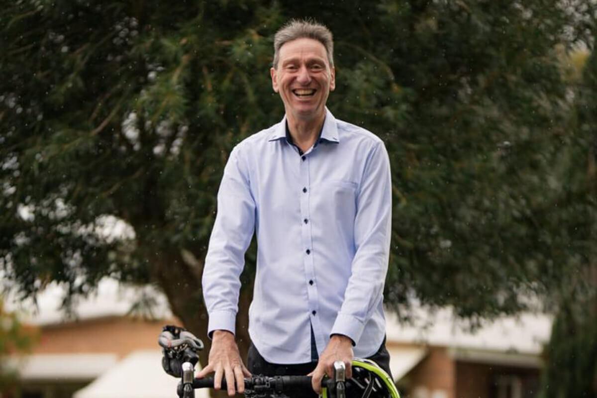 Dr Chris Nichols Fertility Specialist Perth