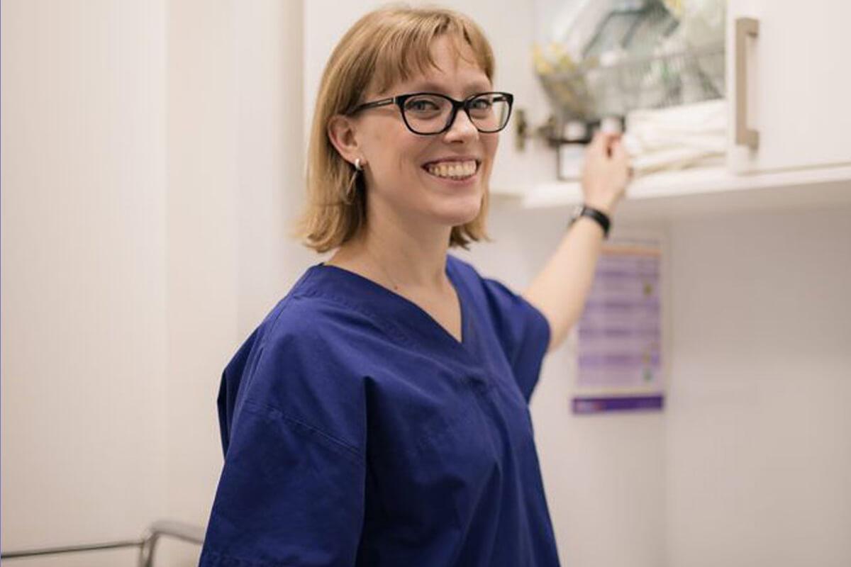 Ruth McCloskey Practice Nurse | Dr Chris Nichols Perth