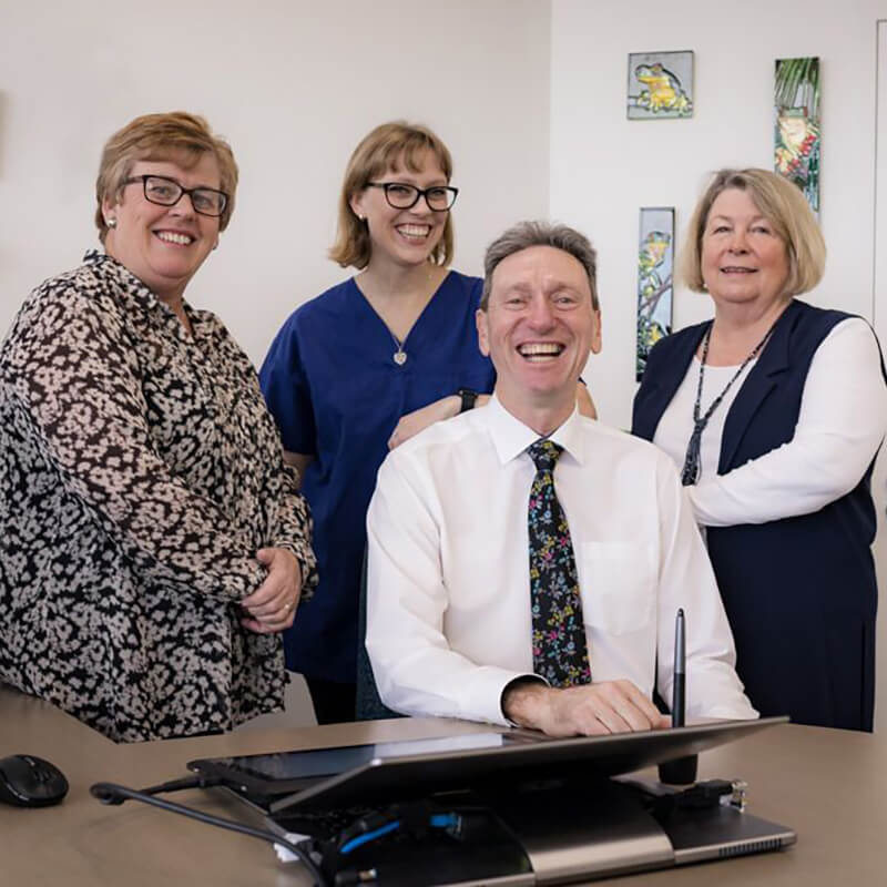 Obstetrics, Gynaecology & Fertility Team Dr Chris Nichols, Murdoch, Applecross